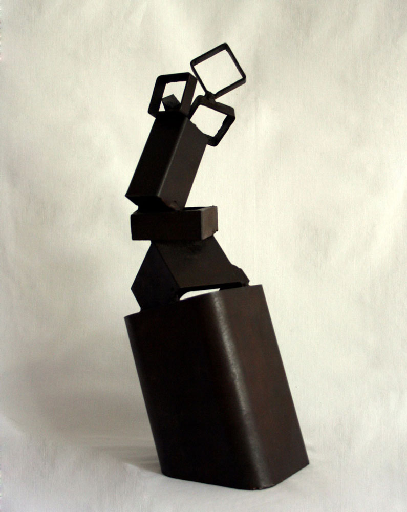 Original steel sculpture